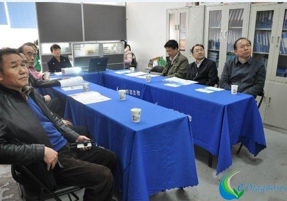 东湖新技术产业开发区领导调研武汉明德