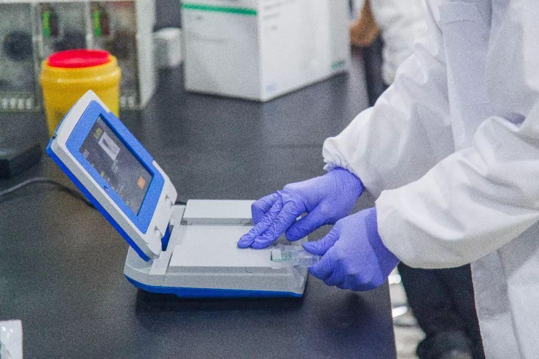 ST2000干式血气分析仪